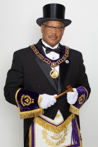 GRAND MASTER OF THE MOST WORSHIPFUL PRINCE HALL GRAND LODGE STATE OF NEW JERSEY